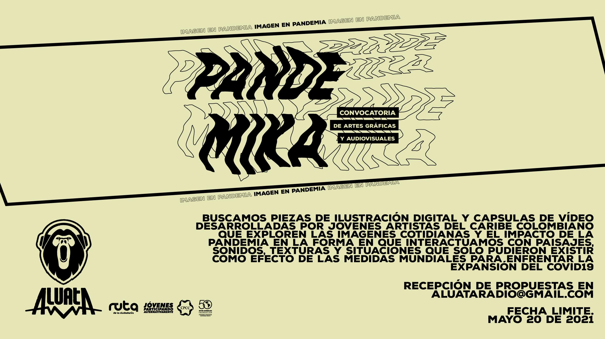 Participa de nuestro concurso Pandemika, Imagen en pandemia y podrás ganar premios espectaculares